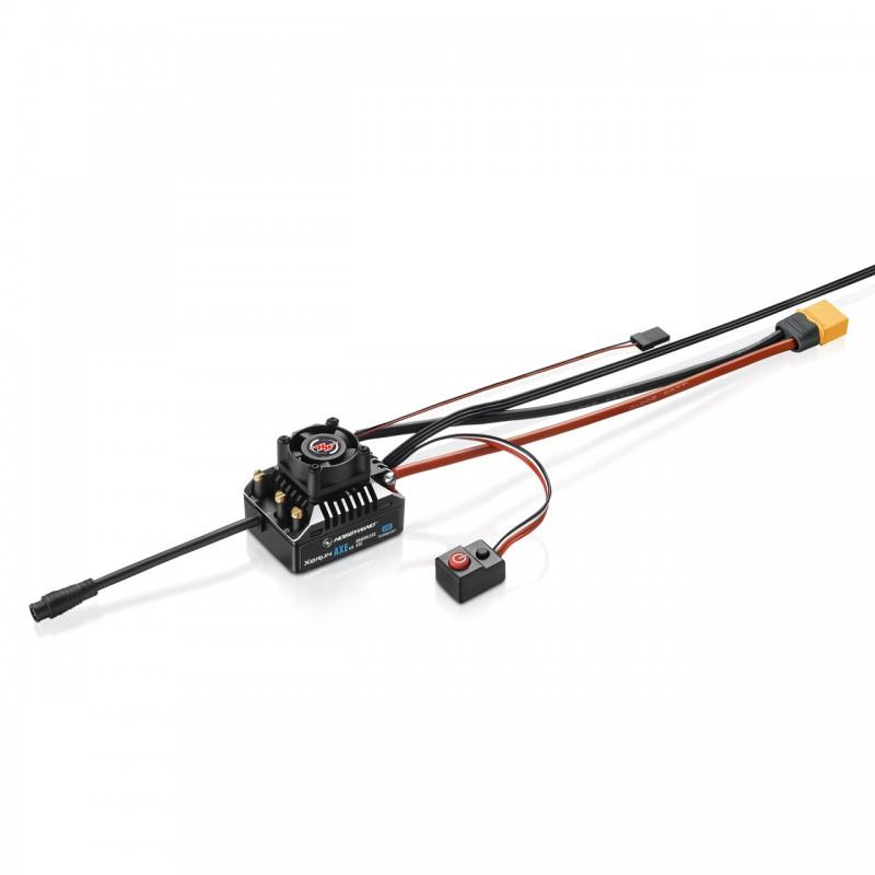Hobbywing XERUN AXE R2 Brushless ESC HW30112102